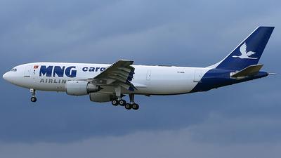A picture of TCMNN - Airbus A300B4203F - [126] - © Arkadiusz Smolkowski