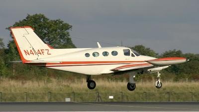 N414FZ - Cessna 414 - Private