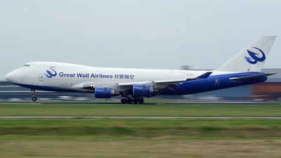 B-2429 - Boeing 747-412F(SCD) - Great Wall Airlines