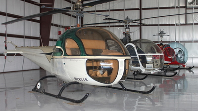 N2831B - Bell 47H-1 - Private