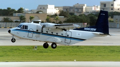 N963BW - CASA C-212-CC Aviocar - Blackwater Aviation