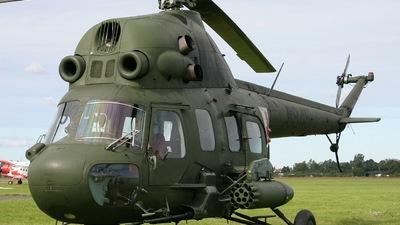 6945 - PZL-Swidnik Mi-2 Hoplite - Poland - Air Force