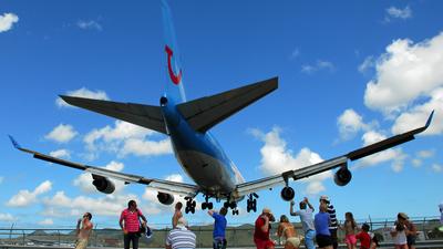 F-HSUN - Boeing 747-422 - Corsair