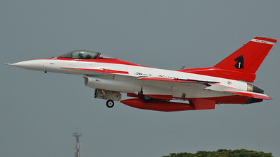 1 - Lockheed Martin F-16C Fighting Falcon - Singapore - Air Force