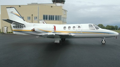 N80364 - Cessna 500 Citation - Private