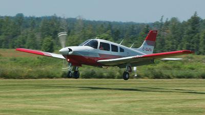 C-GWFA - Piper PA-28R-201T Turbo Cherokee Arrow III - Private