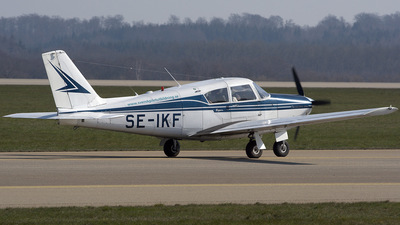 A picture of SEIKF - Piper PA24 Comanche 250 - [243591] - © Martin Karlsson