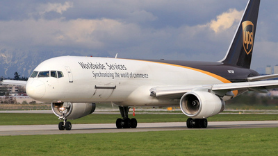 N473UP - Boeing 757-24A(PF) - United Parcel Service (UPS)