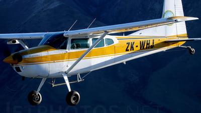 ZK-WHJ - Cessna A185F Skywagon - Private