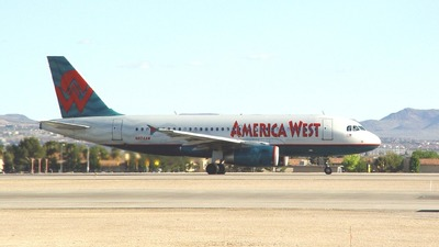 N824AW - Airbus A319-132 - America West Airlines