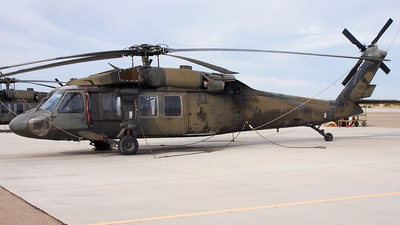 88-26076 - Sikorsky UH-60A Blackhawk - United States - US Army
