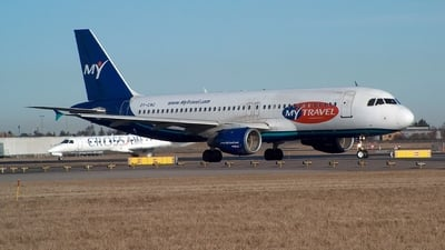 OY-CNC - Airbus A320-211 - MyTravel Airways AS