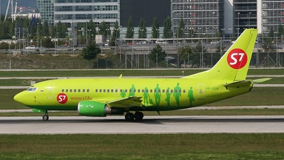 VP-BSW - Boeing 737-522 - S7 Airlines