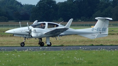A picture of GELSE - Diamond DA42 Twin Star - [42.114] - © Jaap Niemeijer