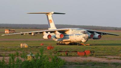 CCCP-76501 - Ilyushin IL-76 - Soviet Union - Air Force