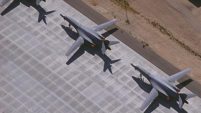 - Rockwell B-1B Lancer - United States - US Air Force (USAF)