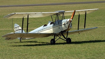 VH-LIZ - de Havilland DH-82 Tiger Moth - Private