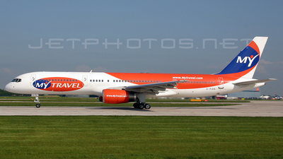 G-PIDS - Boeing 757-225 - MyTravel Airways