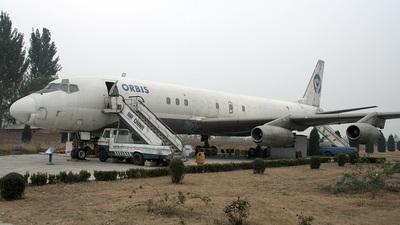 N220RB - Douglas DC-8-21 - ORBIS Flying Eye Hospital