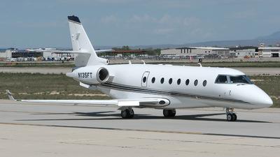 N135FT - Gulfstream G200 - Private