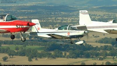 A picture of VHCOI - Aesl Airtourer 150 - [A.537R] - © Glenn Alderton