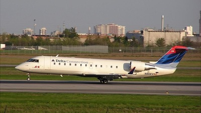 N910EV - Bombardier CRJ-200ER - Delta Connection (Atlantic Southeast Airlines)