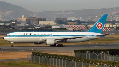 JA602A - Boeing 767-381 - All Nippon Airways (ANA)