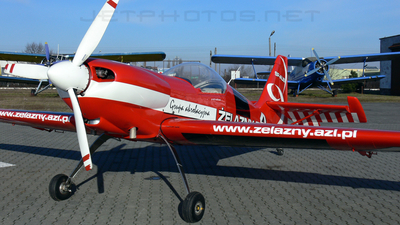 SP-AUB - Zlin 50L - Zelazny Aerobatic Team
