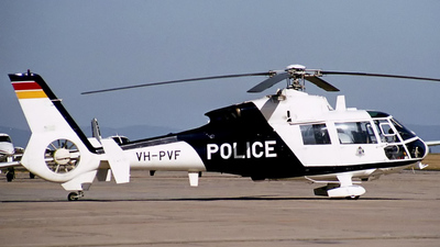 VH-PVF - Aérospatiale SA 365C1 Dauphin 2 - Australia - Police Air Wing Support Unit