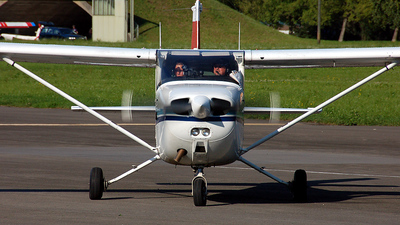 HB-CXZ - Reims-Cessna F172N Skyhawk II - Private