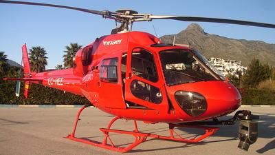 EC-HEE - Eurocopter AS 355N Ecureuil 2 - Inaer
