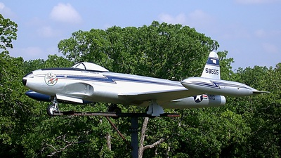 58-0505 - Lockheed T-33A Shooting Star - United States - US Air Force (USAF)