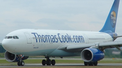 G-OJMC - Airbus A330-243 - Thomas Cook Airlines