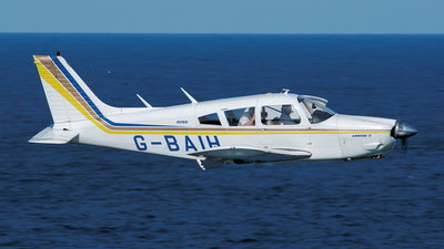 A picture of GBAIH - Piper PA28R2002 - [28R7335011] - © PJH