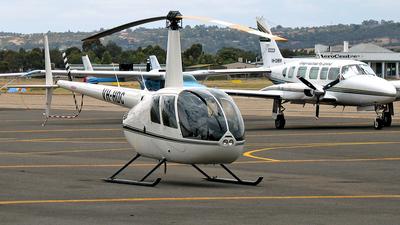 VH-HDC - Robinson R44 Raven II - Private
