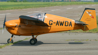A picture of GAWDA - Slingsby T.66 Mk.III Nipper - [S117] - © S. Thomas