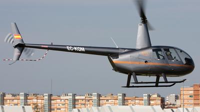 A picture of ECKQM - Robinson R44 Raven II - [11995] - © José Ramón Pérez