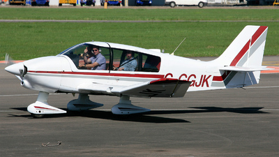 A picture of GGGJK - Robin DR400/140B - [1805] - © Phil Woods