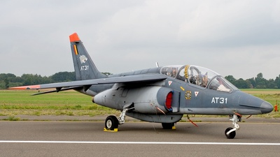 AT-31 - Dassault-Dornier Alpha Jet 1B+ - Belgium - Air Force