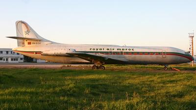 CN-CCZ - Sud Aviation SE 210 Caravelle III - Royal Air Maroc (RAM)