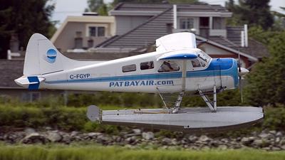 C-FGYP - De Havilland Canada DHC-2 Mk.I Beaver - Pat Bay Air