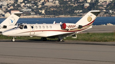 I-GOSF - Cessna 525A CitationJet 2 - Sirio Executive