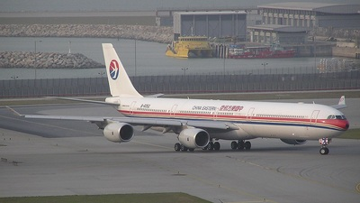 B-6052 - Airbus A340-642 - China Eastern Airlines