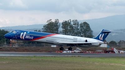 HK-4374X - McDonnell Douglas MD-82 - West Caribbean Airways