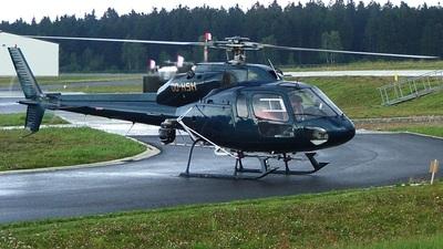 OO-HSH - Aérospatiale AS 355F1 Ecureuil 2 - HSB - Heli Service Belgium