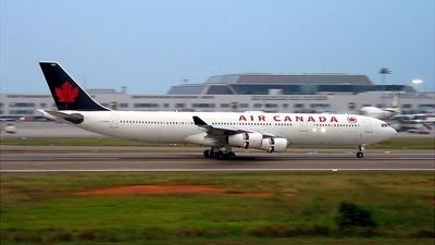 C-FYKX - Airbus A340-313X - Air Canada