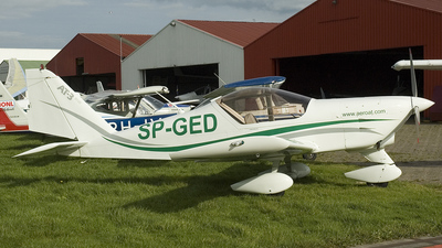 SP-GED - Aero AT-3-R100 - Private