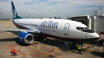 N344AT - Boeing 737-7BD - airTran Airways