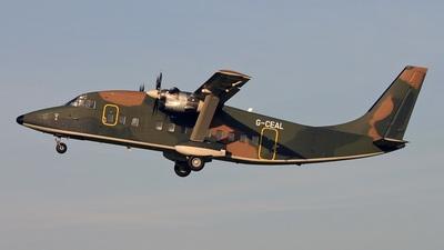 G-CEAL - Short 360-100 - Venezuela - Air Force