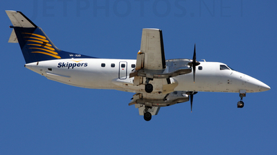 VH-XUD - Embraer EMB-120ER Bras�lia - Skippers Aviation